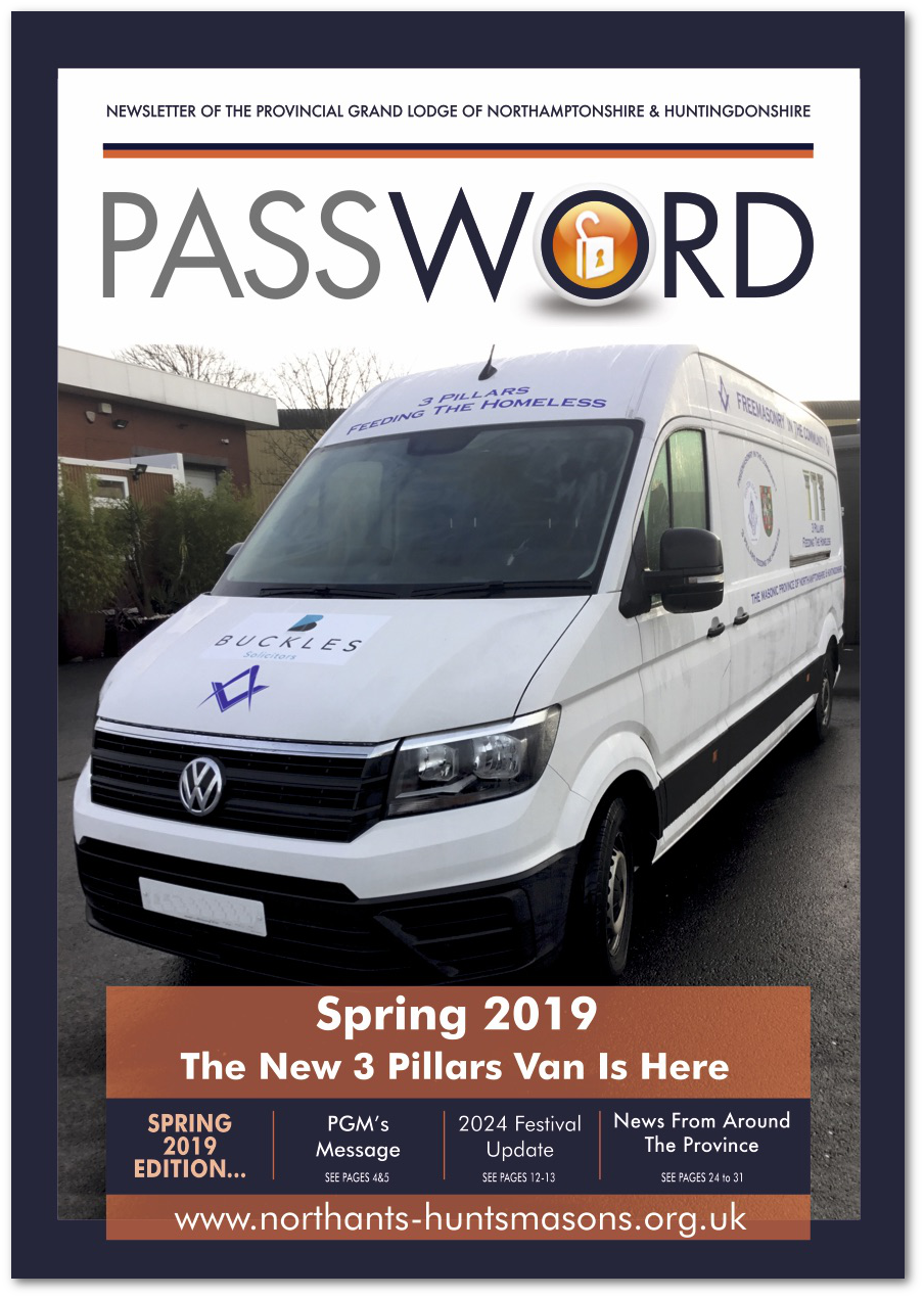 Password - Spring 2019 Edition (click to open)