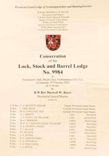 19 10 19 lock stock consecration 00002
