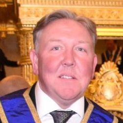 WBro Barry Howard PAGDC, CoM